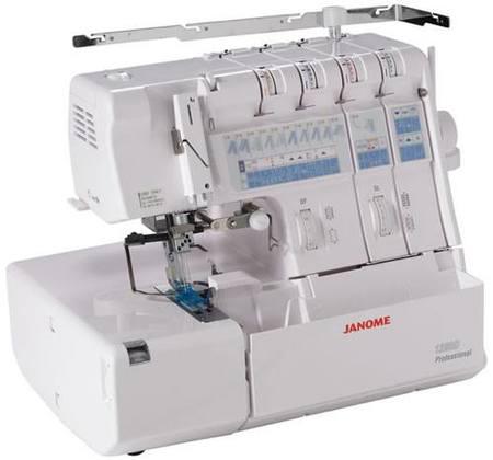 Janome 1200D Serger Machine