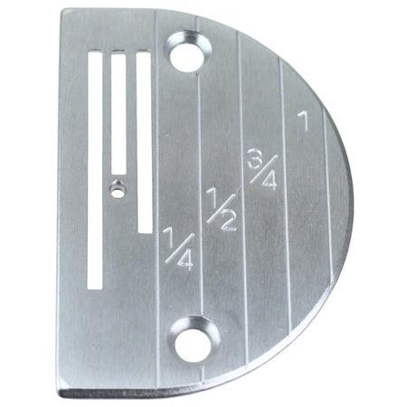 Needle Plate, Singer #12482LG