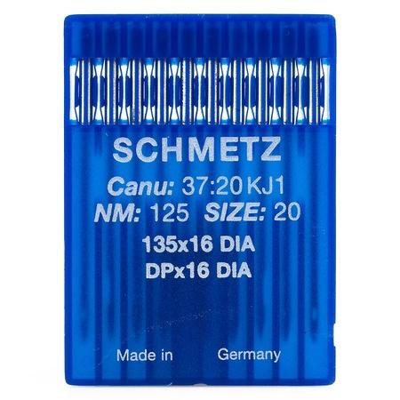 Needles (10pk) Schmetz, 135x16