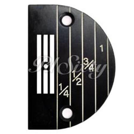 Needle Plate, Singer #143243LG