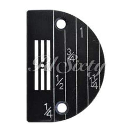 Needle Plate, Singer #143272LGB