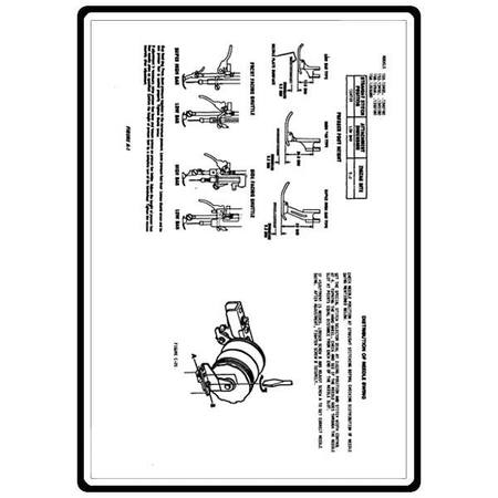 Service Manual, Kenmore 158.1350180