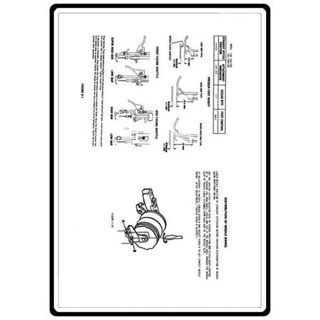 Service Manual, Kenmore 158.1561180