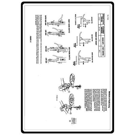 Service Manual, Kenmore 158.17520
