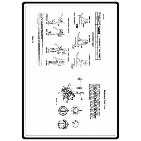 Service Manual, Kenmore 158.17530