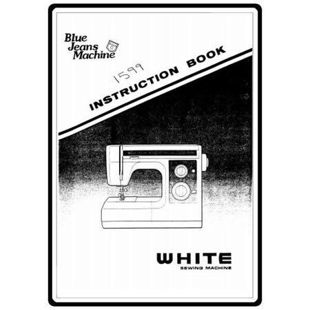 Instruction Manual, White 1599