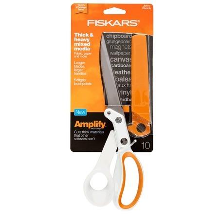 """Fiskars Amplify Craft Shear 10"""" #171020-1001"""