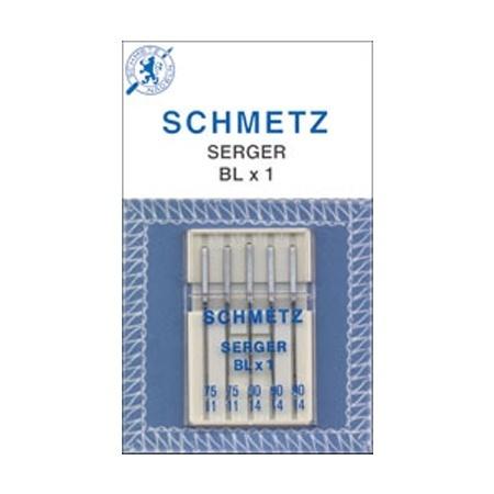 Serger Needles, Schmetz BLx1 (5pk)