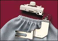 Elastic Gathering Attachment, Janome #200218102