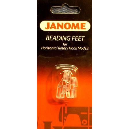 Beading Foot, Janome #200321006