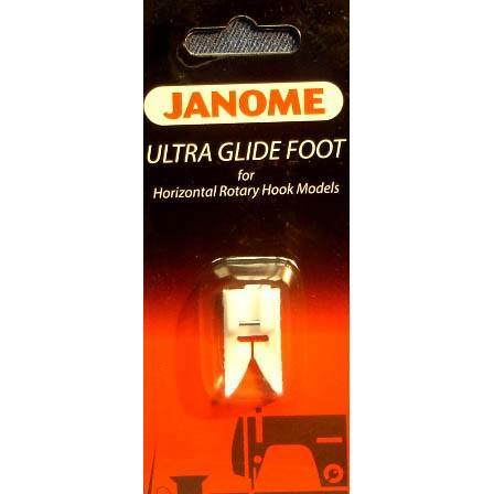 Ultra Glide Foot, Janome #200329004
