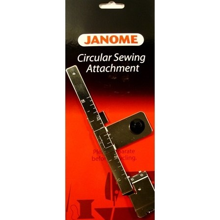 Circular Attachment, Janome #202106009
