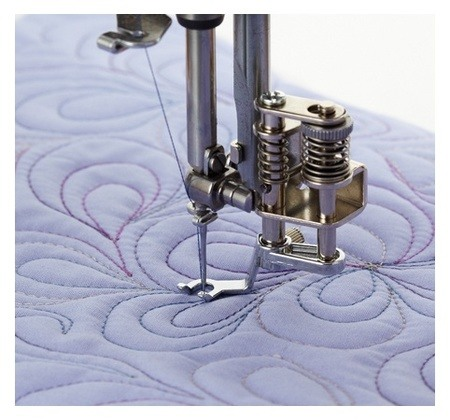 Convertible Freemotion Quilting Foot Set, Janome #202146001