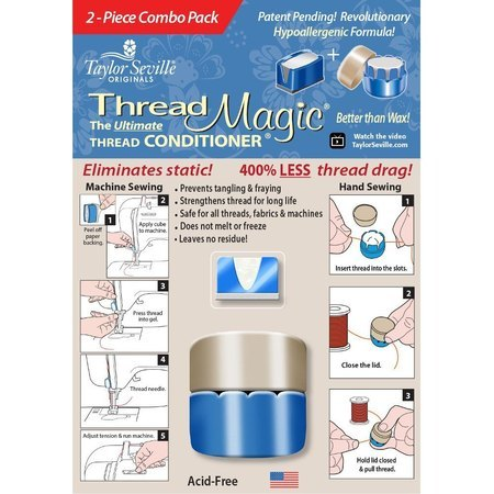 Thread Magic Combo Thread Conditioner, Taylor Seville