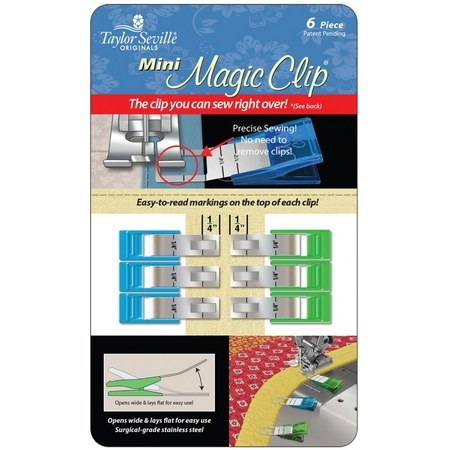 Magic Clips - Mini, Set of 6
