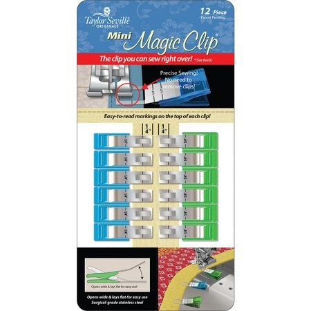 Magic Clips - Mini, Set of 12