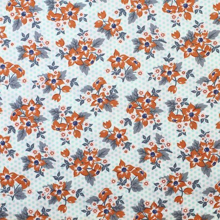 Moda, Sweet Marion, Floral Dots Fabric