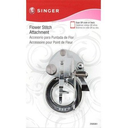 Flower Stitch Foot, Singer #2500261.01