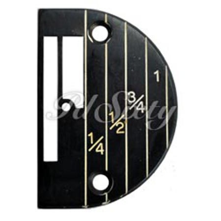 Needle Plate, Singer #26605LG