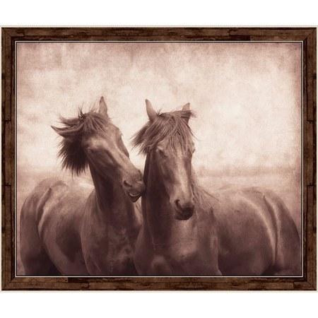 Artworks X, Horses Don't Whisper Fabric Panel