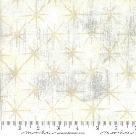 Moda Fabrics Grunge Seeing Stars Fabric Vanilla