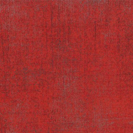 Moda, Grunge Basics, Red Fabric