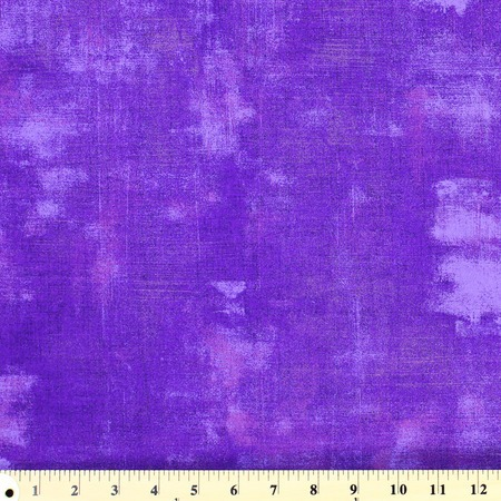 Moda, Grunge Basics, Purple Fabric