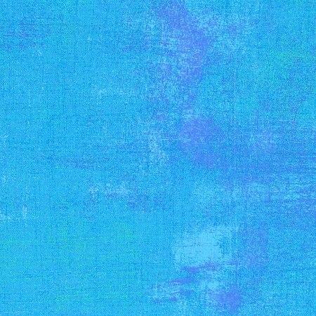 Moda, Grunge Basics, Turquoise Fabric