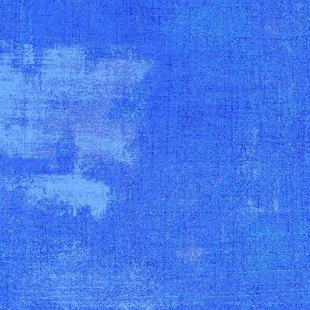 Moda, Grunge Basics, Royal Blue Fabric