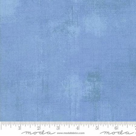 Moda, Grunge Basics, Powder Blue Fabric