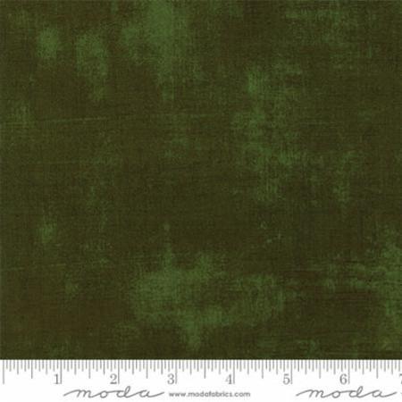 Moda, Grunge Basics, Rifle Green Fabric