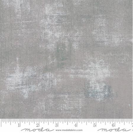 Moda, Grunge Basics, Silver Fabric