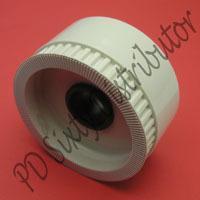 Handwheel, White #30540009