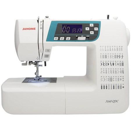 Janome 3160QDC-B Computerized Sewing Machine