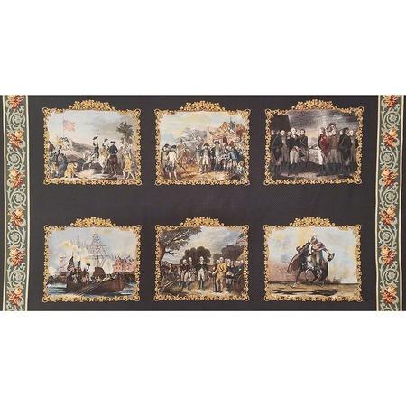 Windham Fabrics, Washington's Legacy Fabric Panel