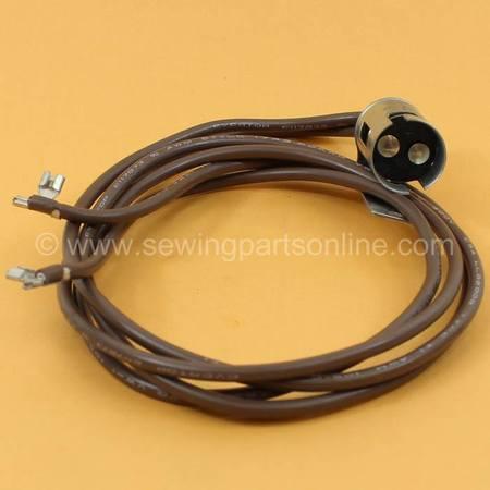 Light Socket, Singer #317397-901