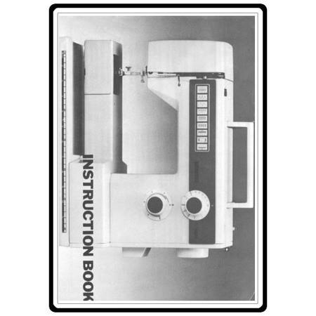 Instruction Manual, Bernina 330