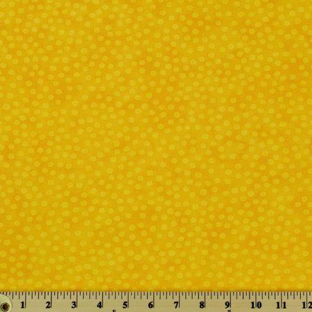 Moda Classic, Marble Mate Dots, Yellow Fabric