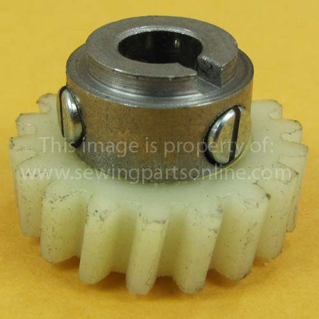 Disc Stack Gear Assembly, Singer #357947-000