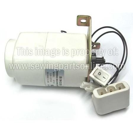 Motor 110/125 Volt, Singer #359069-001