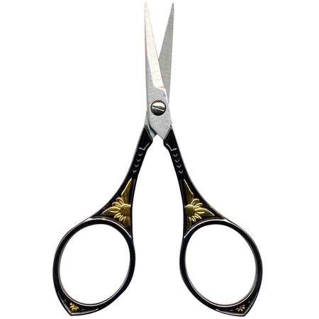 Embroidery Scissors, Gunmetal & Gold, Sullivans
