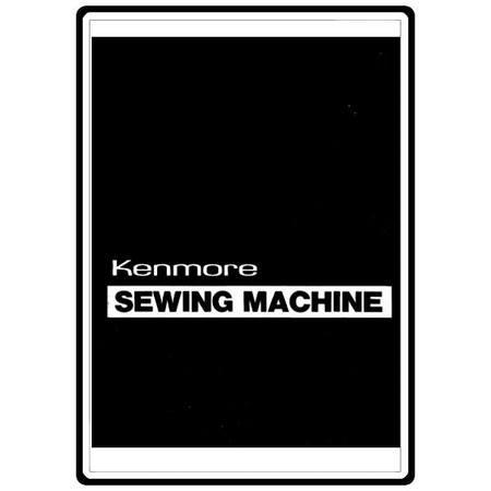 Instruction Manual, Kenmore 385.1278 Models