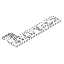 Manual Circuit Board, Singer #386881