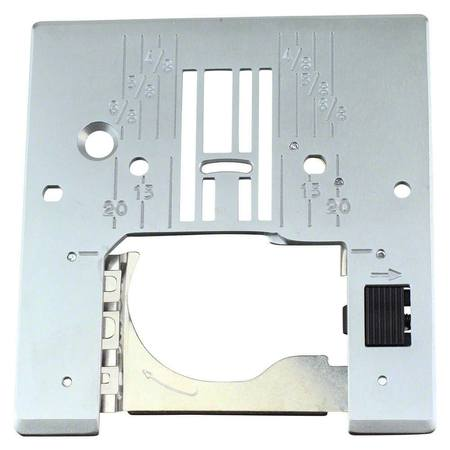 Needle Plate Unit, Elna #395754-90