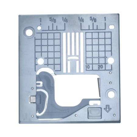 Throat Plate Assembly, Juki #40079367