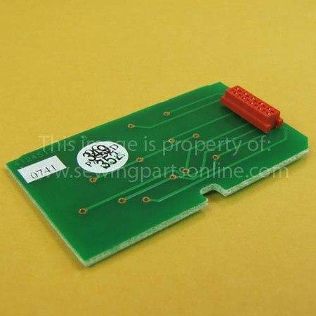 Push Button PC Board, Viking #4124511-01