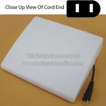 Foot Control w/ Cord, Viking #4124925-01