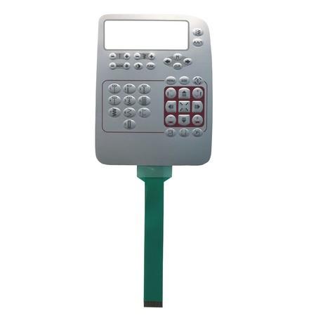 Foil Keyboard, Viking #412722602