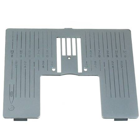 Straight Stitch Needle Plate, Pfaff #412964304