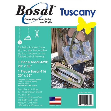 Bosal In-R-Form Plus and Non-Woven Fusible Foam Stabilizer for